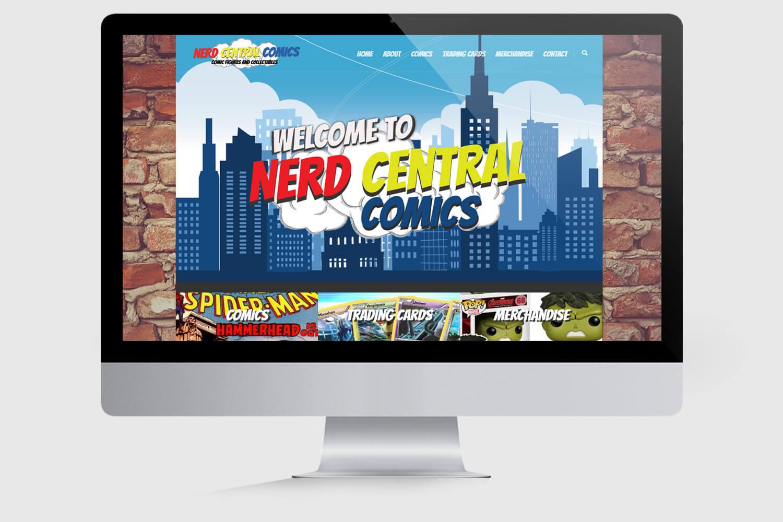 Nerd Central Comics