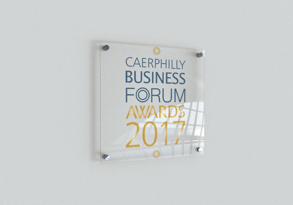 Caerphilly Business Forum Awards 2017