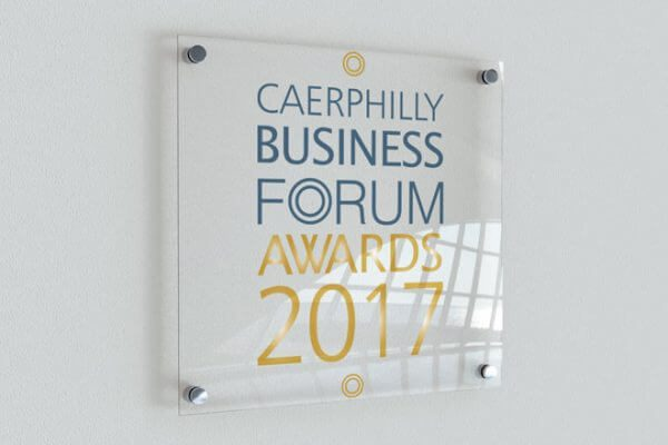 Caerphilly Business Forum Awards 2017