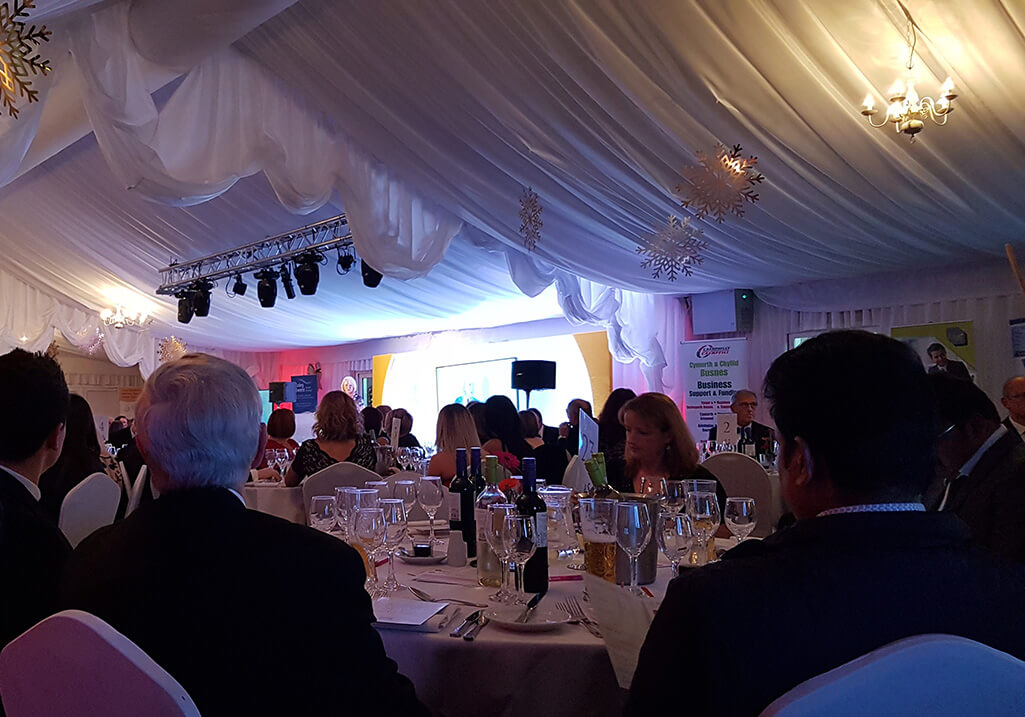 Caerphilly Business Forum Awards