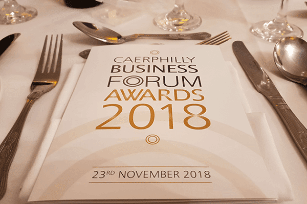 Caerphilly Business Forum Awards 2017/18